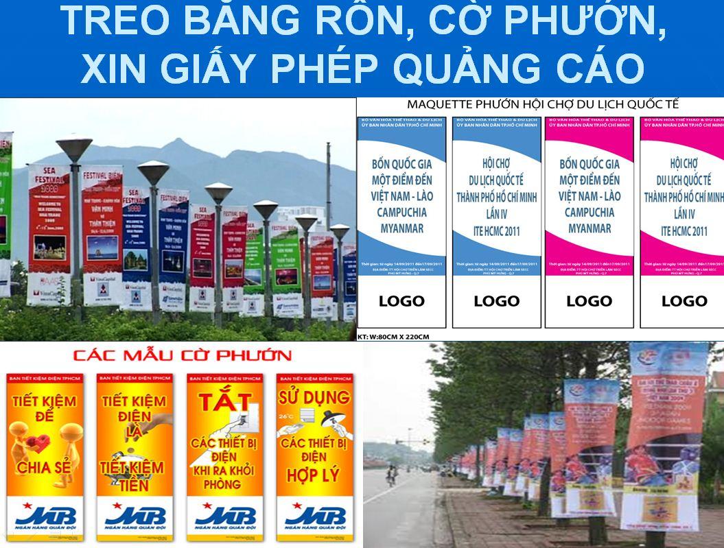 Dịch vụ treo băng rôn giá rẻ nhất tại TPHCM